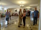 """24.06.2019r. -  Wyjazd na imprezę integracyjną ,,Powitanie Lata"""" do Środowiskowego Domu Samopomocy w Bojanowie."""