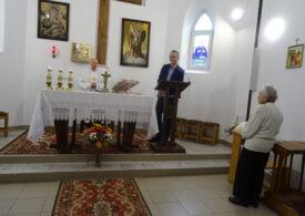 Powitanie nowego kapelana DPS- księdza Dariusza Kotkowskiego